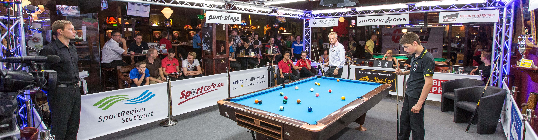 Ausrichter der Stuttgart Open